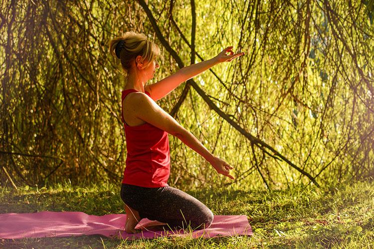 Annika Undeborn MediYoga Medicinsk Yoga