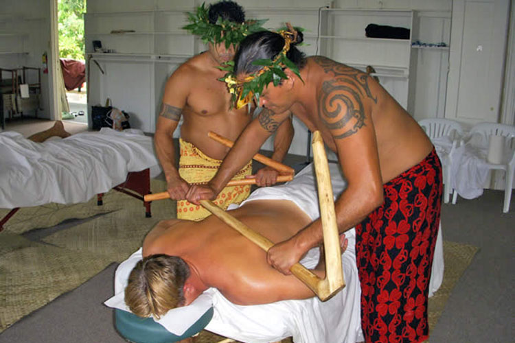 Kurs i Lomi Lomi Hawaiiansk massage