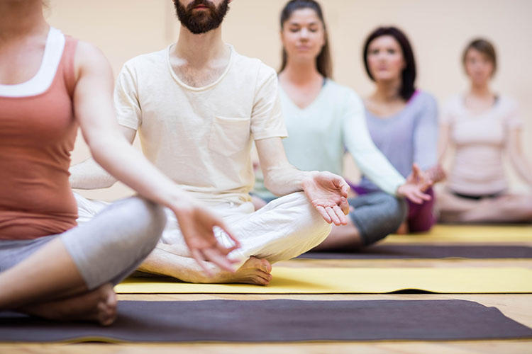 Medicinsk Yoga MedYoga Kurser E-program