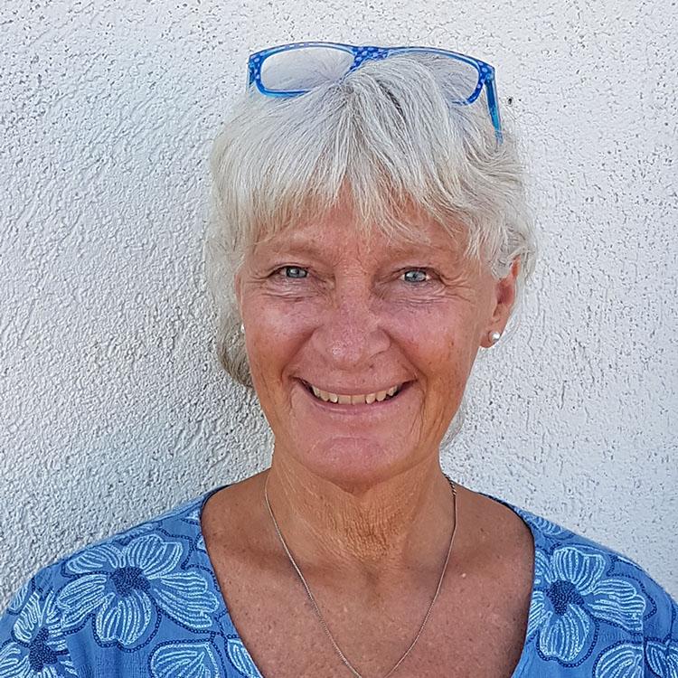 Annika Undeborn certifierad kroppsterapeut